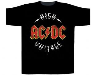 AC/DC 'High Voltage Classic' T-Shirt